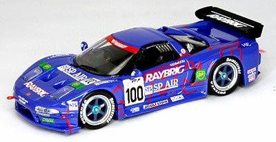 車, ミニカー・トイカー  143 JGTC 1997 RAYBRIG NSX No.100