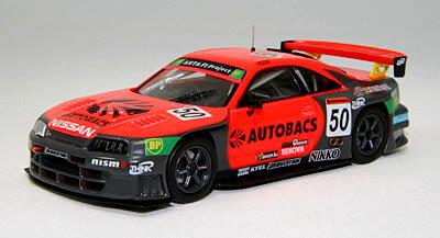 車, ミニカー・トイカー  143 JGTC 1998 ARTA R33 No.50