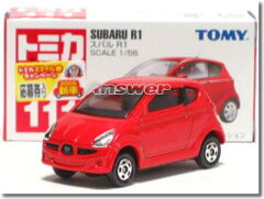 【旧番】トミカ111 スバル R1