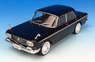 First43 1 / 43 豐田 Toyopet 皇冠 1962年黑