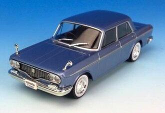 First43 1 / 43 豐田 Toyopet 皇冠 1962年藍