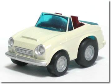 車, フリクションカー・プルバックカー Q64 SR311)