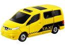 【旧番】トミカ027 日産 NV200 タクシー 初回特別仕様
