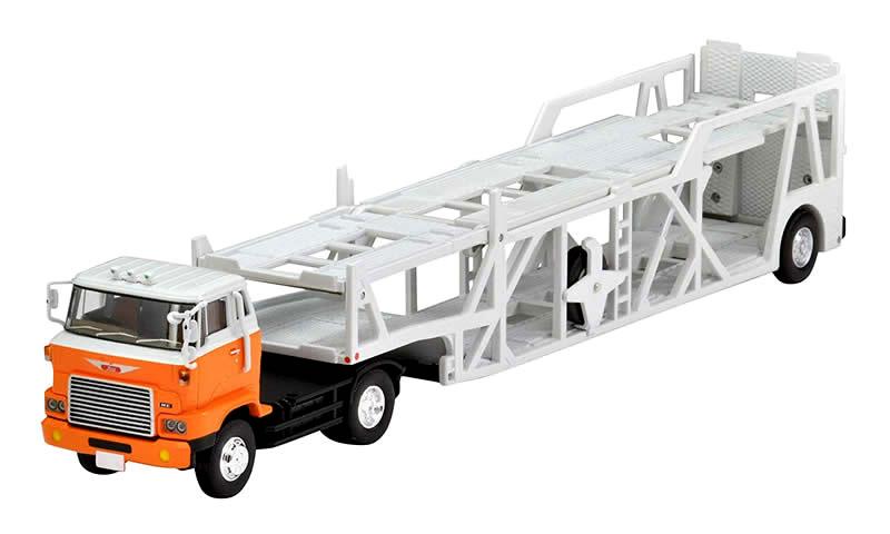 TLヴィンテージ NEO 日野 HE366型 カートランスポーター (アンチコASZ-022) 白/オレンジ