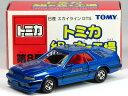特注トミカ トミカショップ 組み立て工場 第8弾 日産 スカイライン GTS R31 ブルー (內裝:レッド)