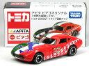 特注トミカ アピタ ピアゴ トヨタ 2000GT イタリア国旗タイプ