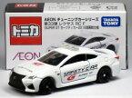 特注トミカ イオン チューニングカーシリーズ 第33弾 レクサス RC F SUPER GT セーフティーカー 2015年 開幕戦仕様