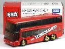 特注トミカ トミカショップ 三菱ふそう エアロキング 2階建てバス