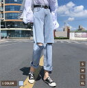 【CityGirl】レディース デニムパンツ レディース ヴ...