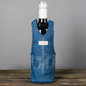アクータメンツワインボトルオーバーオールワインバッグワインボトルケースギフト贈り物プレゼントお土産ラッピングボトルカバー容器ネックキープケースラベルワインワインクーラーワインセットワインオープナー