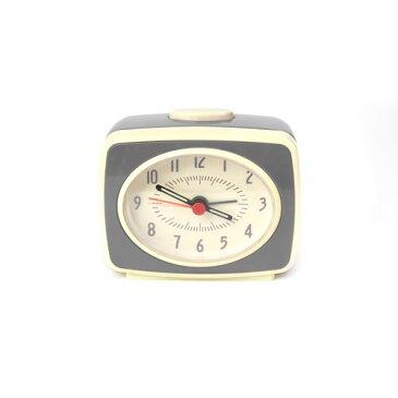 この商品が【10%割引】になるクーポンあり!キッカーランド クラシックアラームクロック グレー 目覚まし時計 時計 KAC14GR クリスマス おしゃれ かわいい キッカーランド社 kikkerland Classic Alarm Clock ユニーク ニューヨーク アメリカ アメリカン雑貨 おもしろ