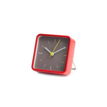 この商品が【10%割引】になるクーポンあり!キッカーランド ミスクエアーアラームクロック レッド 目覚まし時計 KAC23RD クリスマス おしゃれ かわいい キッカーランド社 kikkerland Square Alarm Clock ユニーク ニューヨーク アメリカ アメリカン雑貨 おもしろ