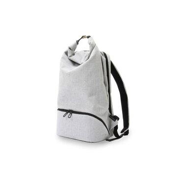 AMARIO アマリオ crum BP15 バックパック アッシュホワイト CRUM-BP15-ASHWHITE クリスマス おしゃれ かわいい 通勤 通学 パソコンバッグ カバン かばん 鞄 デザイン デザイナーズ バッグ バックパック リュック