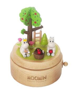 ムーミン Arctic Hall アークティックホール ピクニック オルゴール ATH120003 クリスマス おしゃれ かわいい Moomin 北欧 フィンランド ムーミン谷 ムーミントロール