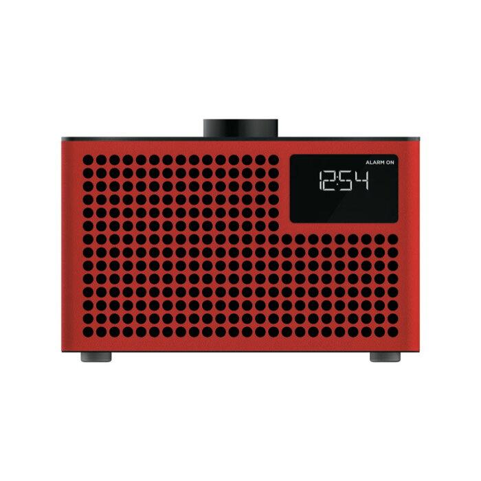 【777円クーポン対象】【送料無料】Geneva ジェネバ Acustica Lounge FMラジオ Bluetooth スピーカー レッド 875419016849JP ハロウィン