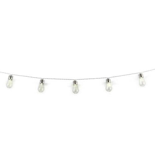インテリア小物・置物, その他 100 Kikkerland KLT12 Edison Bulb String Lights LED