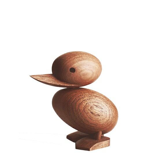 【10%OFFクーポン対象】正規品 アーキテクトメイド ダック スモール Duck Small あひる アヒル 鳥 320 おしゃれ かわいい ダックスモール アヒル 木 おもちゃ オブジェ 置き物 コペンハーゲン ヨーロッパ 北欧 インテリア 雑貨