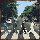 ★ビートルズ アビー・ロード メタルアルバムジャケット 【The Beatles アルバムジャケット ウ...