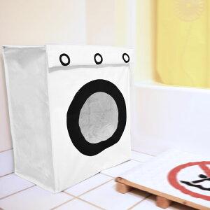 洗濯機型ランドリーバッグ。雑貨 洗濯機 ランドリーバッグ ランドリー 洗濯 収納 掃除。洗濯機...