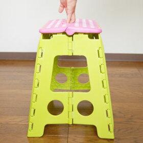 クラフタースツール(折り畳み式踏み台)Lサイズ【スツールCrafterStool椅子イス折りたたみ式踏み台ふみ台脚立ステップ】