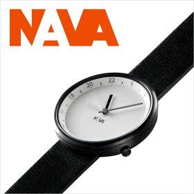 NAVADESIGNWhereverCloudsO450ブラック腕時計ユニセックス【ナバデザインナヴァ時計服飾雑貨デザインデザイナーズウォッチイタリアンイタリア】