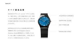 ベーリングMensUltraSlimCeramic32039-446ブラック腕時計メンズ【BERING男性デザイナーズウォッチ服飾雑貨リストウォッチ時計】