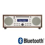 【送料無料】 チボリ Tivoli テーブルラジオ・スピーカー ミュージックシステム BT クラシックウォルナット/ベージュ MSYBT-1529-JP Music System BT Bluetooth ワイヤレス ブルートゥース iPod スピーカー 外付スピーカー