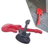 【クリアランス品: 2,600円→1,000円】ギタードアストッパー 楽器 生活 玄関 ストッパー 日用品 お中元