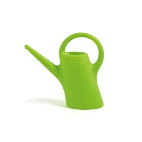 Plastexエバーグリーンジョウロ0.75L【プラステックスEvergreenじょうろジョーロガーデニング水やりガーデン庭花植物EEROAARNIO北欧】
