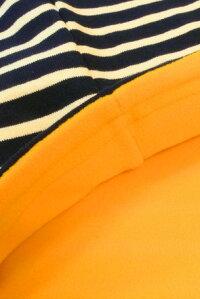 【2020AW◆入荷】幸せのブルーのミツバチ【Orcival】オーチバル/オーシバルフリースライナーボーダーカットソー/バスクシャツ(MARINExECRU)