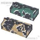 《全2色》HEMING'S tente LYRIC ティッシュケース 【リリック ヘミングス テンテ デザイン雑貨 リビング インテリア 北欧 テキスタイル】