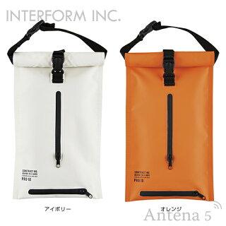《全4色》INTERFORMマルチケースRoderickLW-3250ロードリックティッシュケースビニール袋収納ケース