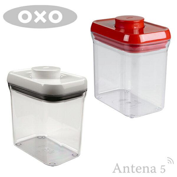 OXO ポップコンテナ レクタングル ショート