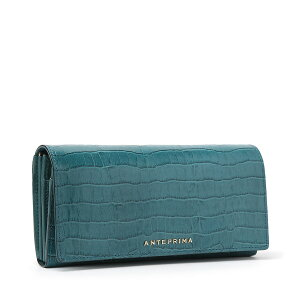 [ANTEPRIMA Official] Anteprima Lampling Long Wallet Peacock ANTEPRIMA EANP10681 지갑 여성