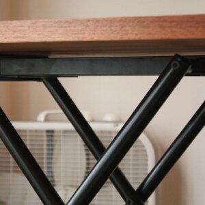 リフトテーブルBRテーブルセンター北欧風リビング便利木木製木目ウォールナット寝室カントリーシンプル人気おしゃれ送料無料VOOR