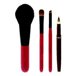 Takeda Brush 化粧ブラシ ベーシック4本セット