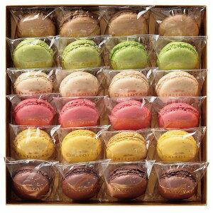 フランス名門「ダロワイヨ」の洋菓子セットです。送料込|<ダロワイヨ> マカロン24個詰合せ【...