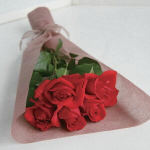 大切なひとへのプレゼントに真っ赤なバラの花束を。美しいバラは、いつの時代も人の心を魅了し...