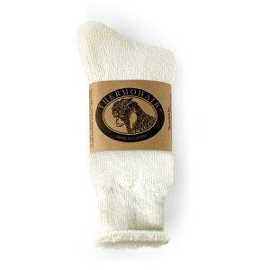 希少天然素材キッドモヘヤから作られる、完璧といわれる靴下「サーモヘアソックス」。最高の温...