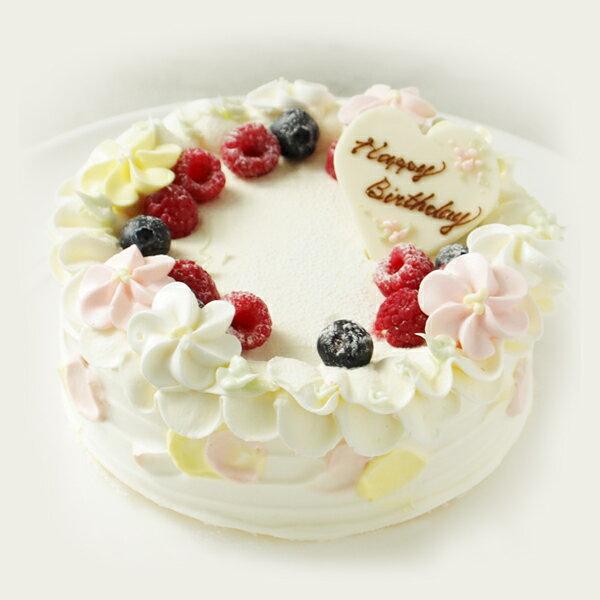 送料込|アニバーサリー / Floral Frill ~フローラルフリル~【Happy Birthday】【送料込/本体4104円+送料648円】