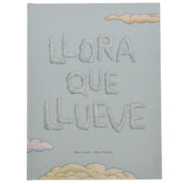【日本語単語帳付】Llora que llueve (スペイン)|※包装のしメッセージカード無料対応 ※1お届け先につき5400円以上お買い上げで送料無料