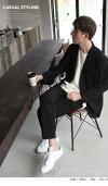 ジャケットカチッとなりすぎず、ラフに羽織れる絶妙な風合いが魅力。・メール便不可