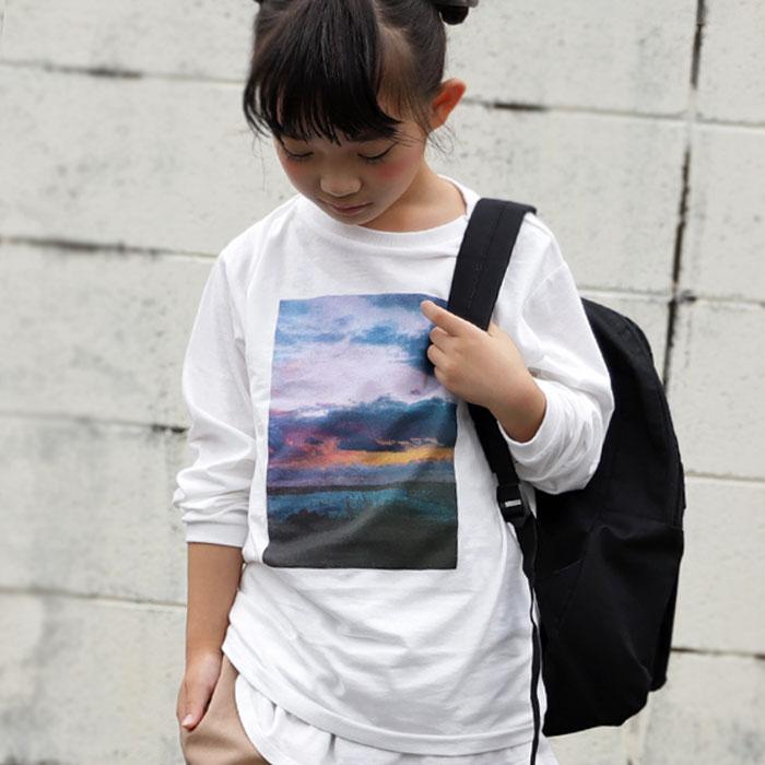 ロンT 主役級のTシャツでキッズのお洒落を惹きたたせる。・8月4日0時~発売。(80)◎メール便可 TOY...