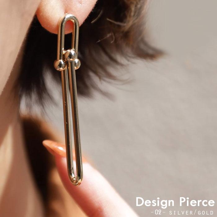 品良く目を惹く、印象派デザイン。デザインモチーフピアス・(10)メール便可...