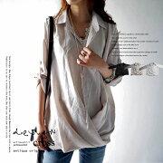 エアリーバルーン デザイン プルオーバーバルーンシャツ