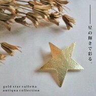 大きな一つ星バレッタ。『目線を集める惚れモチーフ。』1月19日20時〜発売!可愛いをつくるヘアアクセ。starモチーフバレッタd3