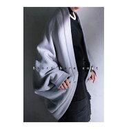 気軽に羽織れてあたたかい。『トグルが可愛く大人顔にしてくれる、ボアドルマンコート。』ショートな丈感が今注目!ボアドルマンコート##