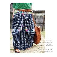 『特別な1着だと思わせてくれる、柄の魅力を存分に味わう。』5月18日10時発売!コーデに彩りを与えてくれる。変形スカート##