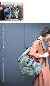 たっぷり大容量、これは使える。定番スクエア型デザインリュック★鞄##