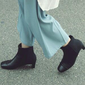 ブーツ バックゴアの履きやすさと安定感、デザイン性まで拘った最旬ブーツ 送料無料・メール便不可